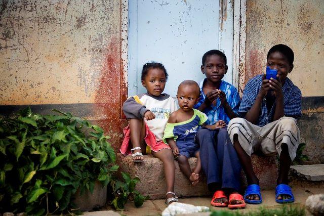 Child Poverty in Zimbabwe