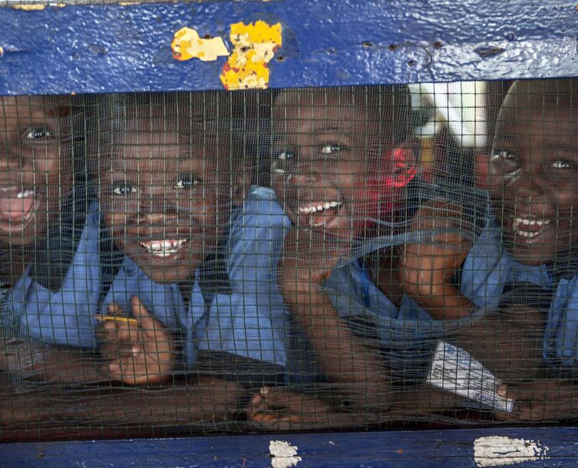 Child poverty in Liberia