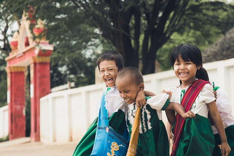 Child Poverty in Myanmar