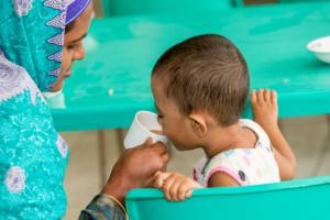 Childhood Stunting in Bangladesh