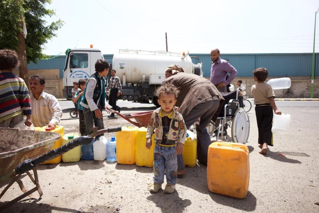 Cholera Health Crisis in Yemen