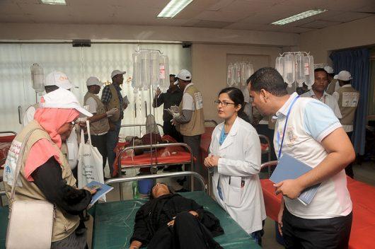 Cholera Crisis of 2018
