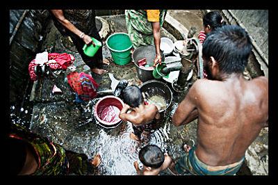 Clean Water Accessibility Developing World Struggle Millenium Development Goals