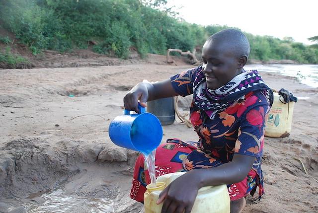 Clean Water Initiative in Kenya