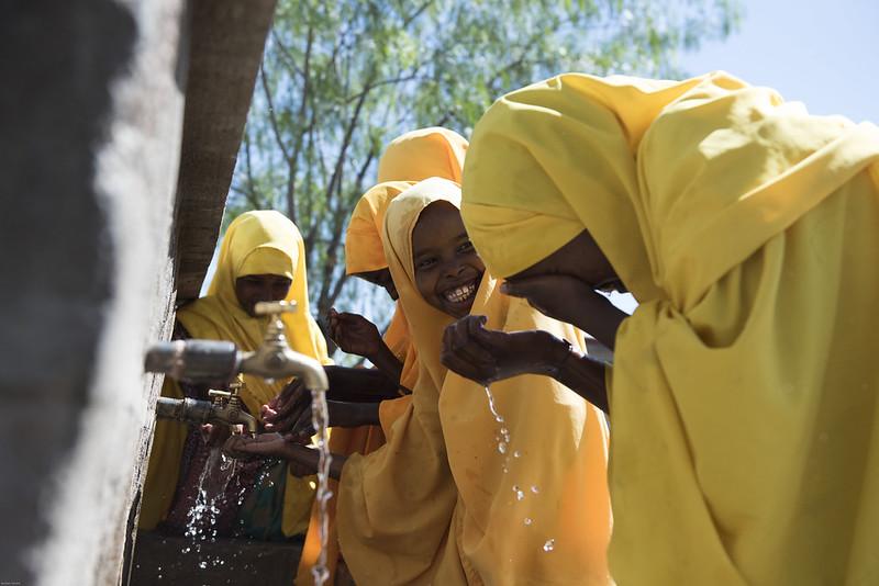 Clean Water in Somalia