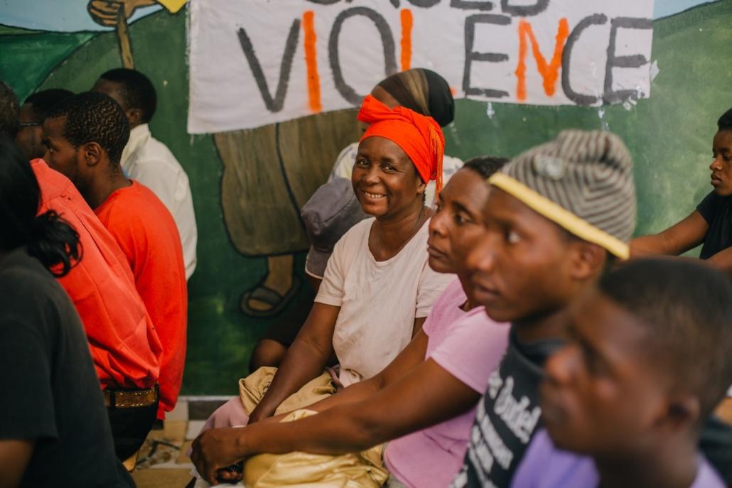 Combat Gender-Based Violence