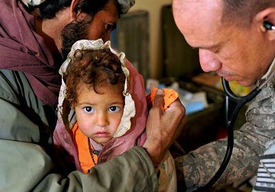 Common Diseases in Afghanistan