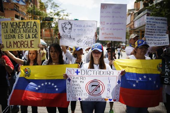 Conflict in Venezuela