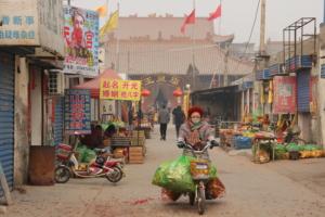 Coronary Heart Disease in China