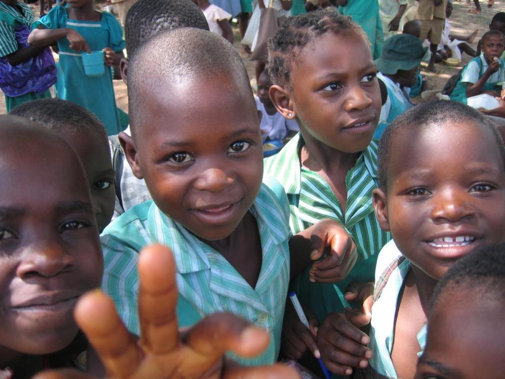 Deaf Children in Zimbabwe
