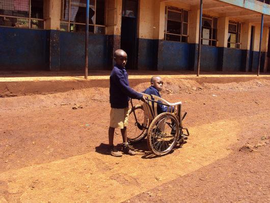 Disabled Children in Kenya