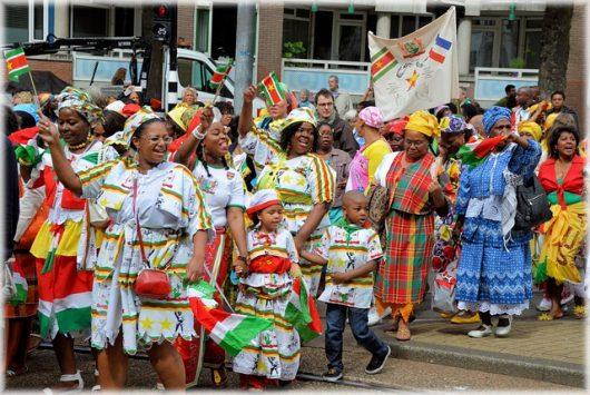 Diseases in Suriname