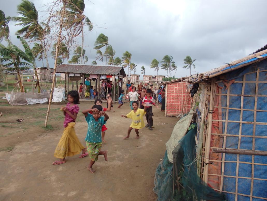 Displaced Individuals