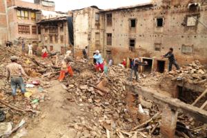 Earthquake Preparedness in Nepal