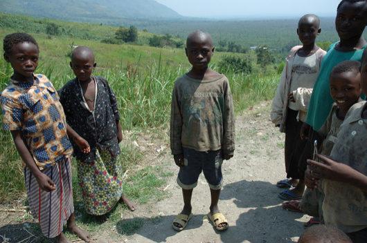 Ebola Epidemic in the Democratic Republic of the Congo