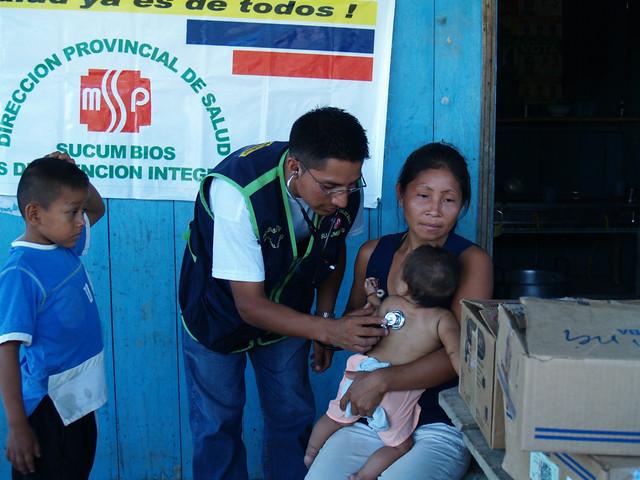 Ecuadorian Refugees