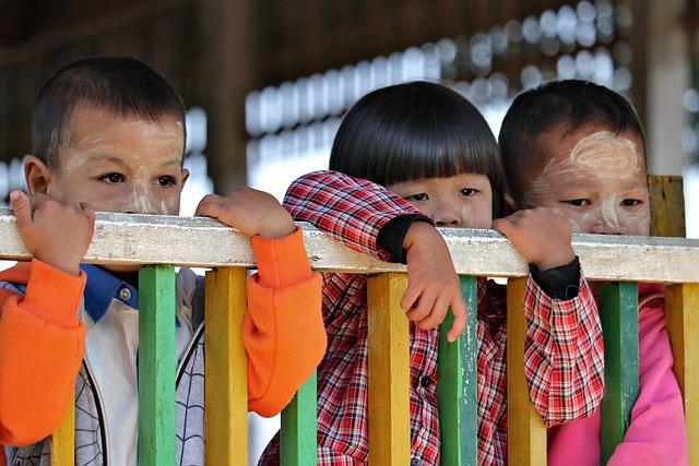 education programs in Myanmar