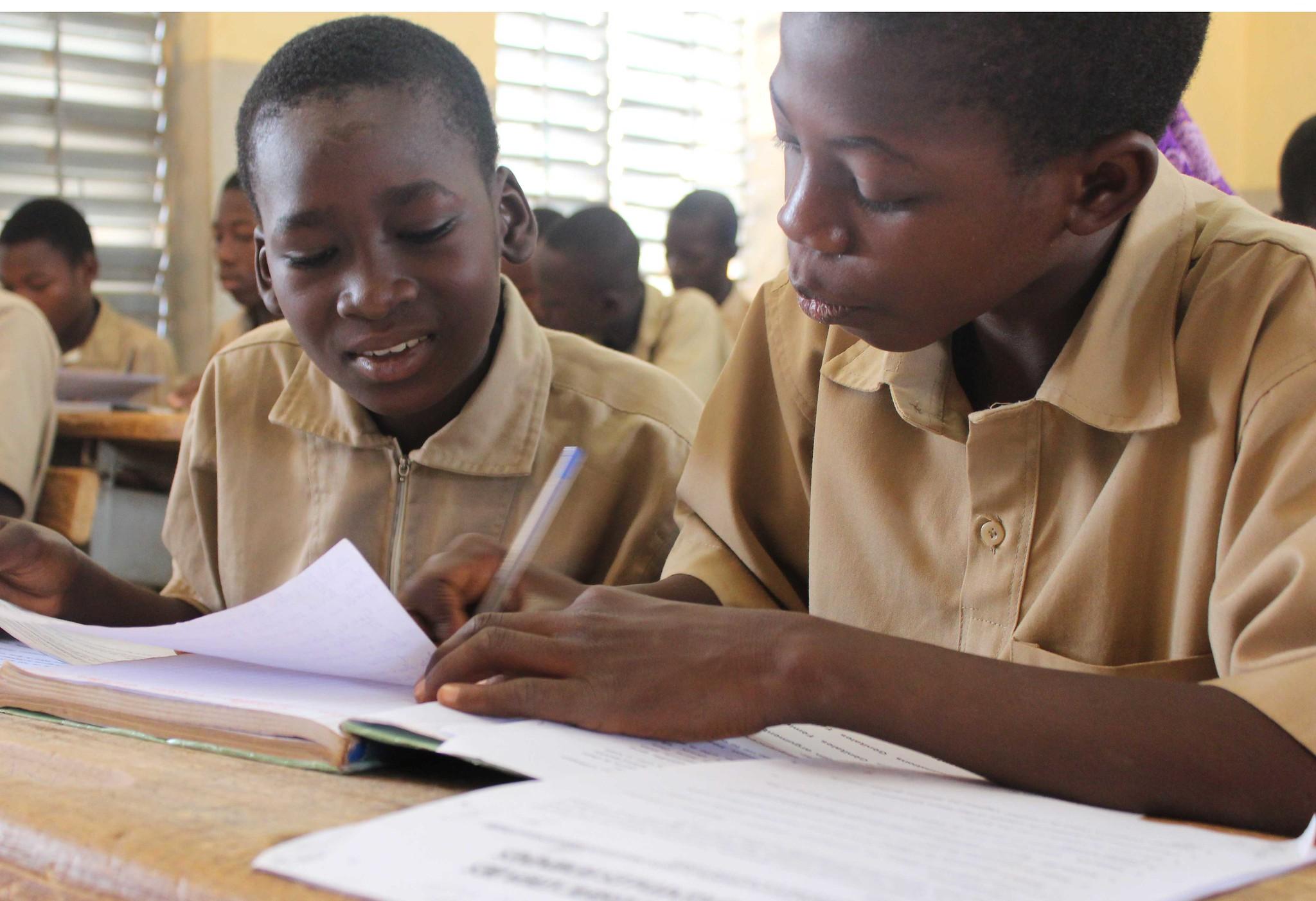 Education in Burkina Faso