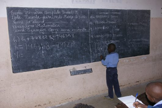 Education in Mozambique: Serving Children with Disabilities
