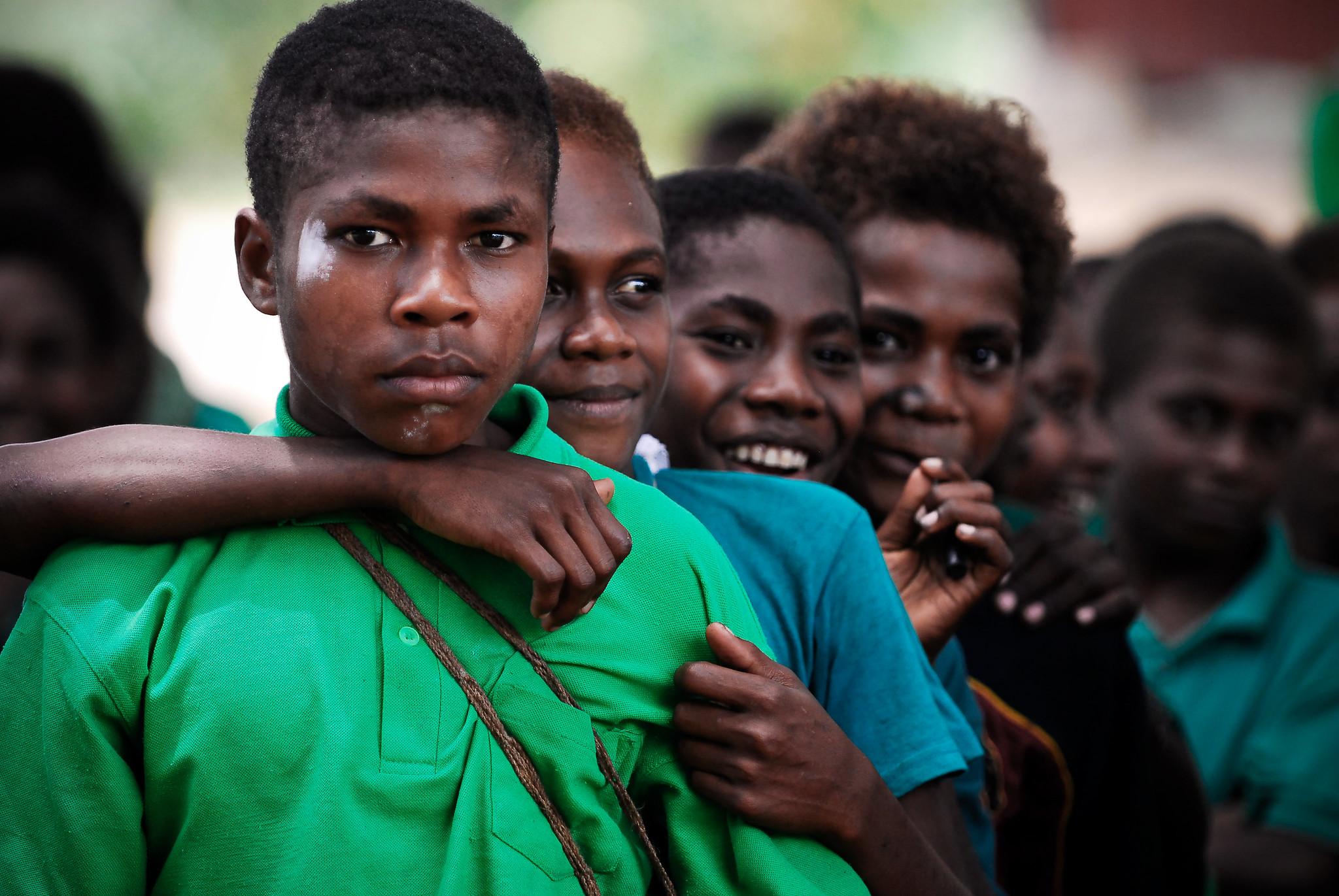 Education in Papua New Guinea