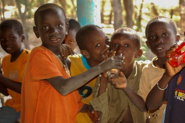 Improving education in Senegal
