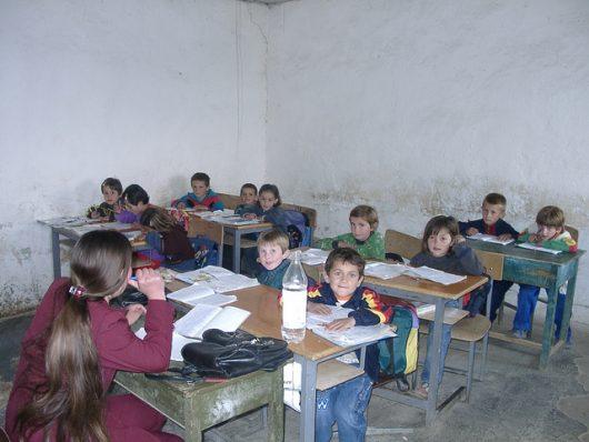 Education in Albania