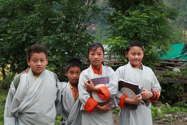 Education in Bhutan