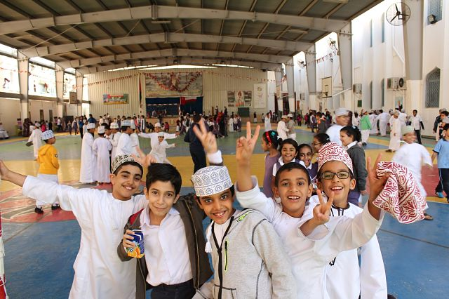 Education in Oman