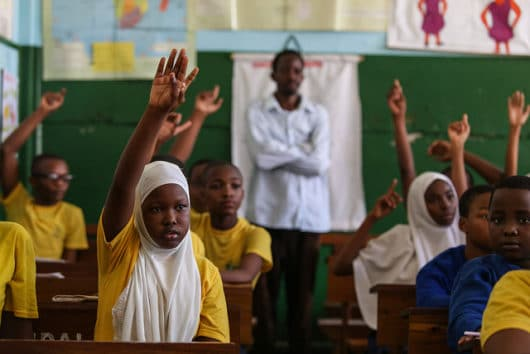 The White Rose Organization & The Power of Education in Tanzania