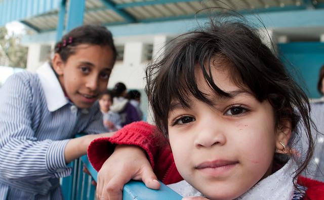 Education in Palestine