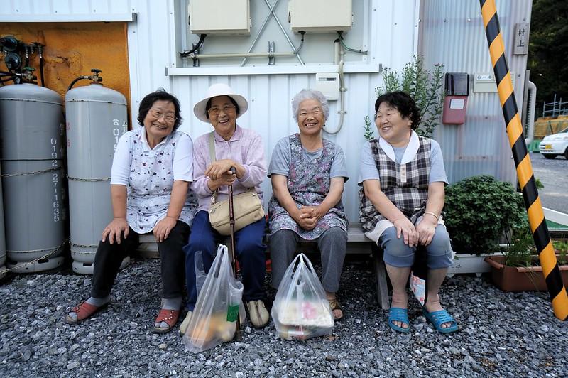 Elder Poverty in Japan