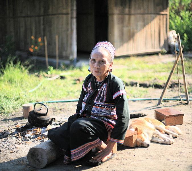 Elder Poverty in Thailand