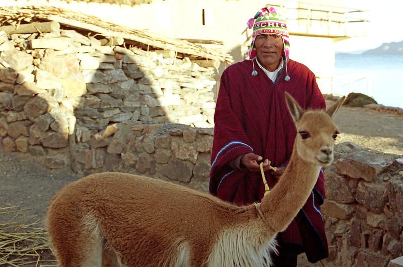 Elderly Poverty in Bolivia