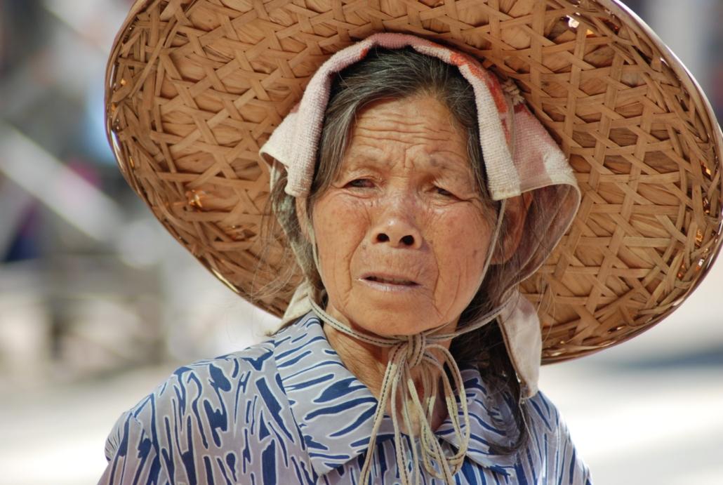 Elderly Poverty in China