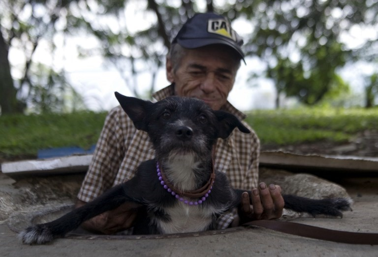 Elderly Poverty in Colombia