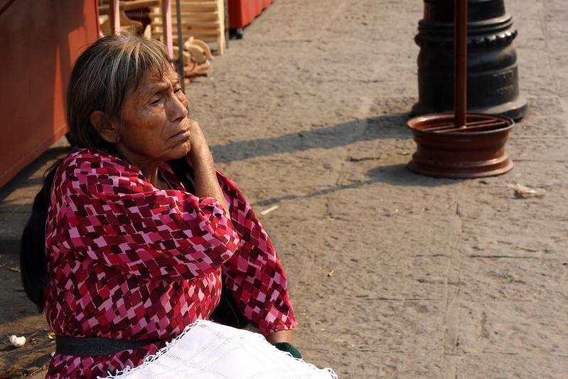 Elderly Poverty in El Salvador