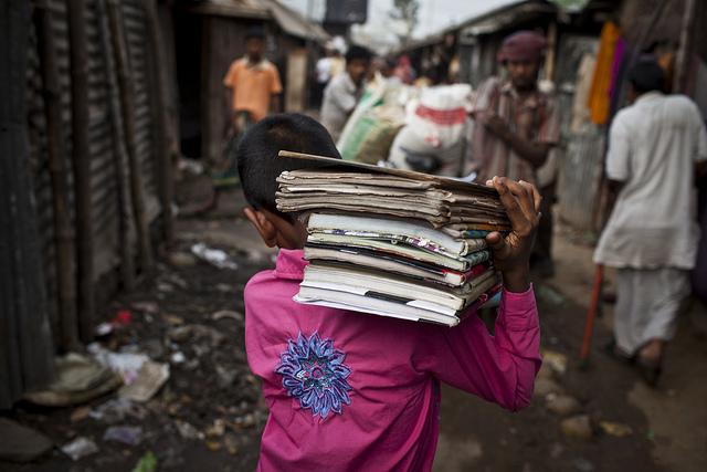 Eliminating Extreme Poverty Through Innovation