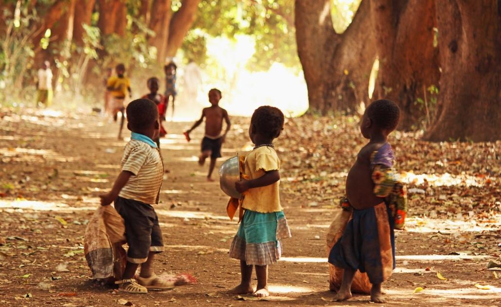 Ending Violence in Burkina Faso