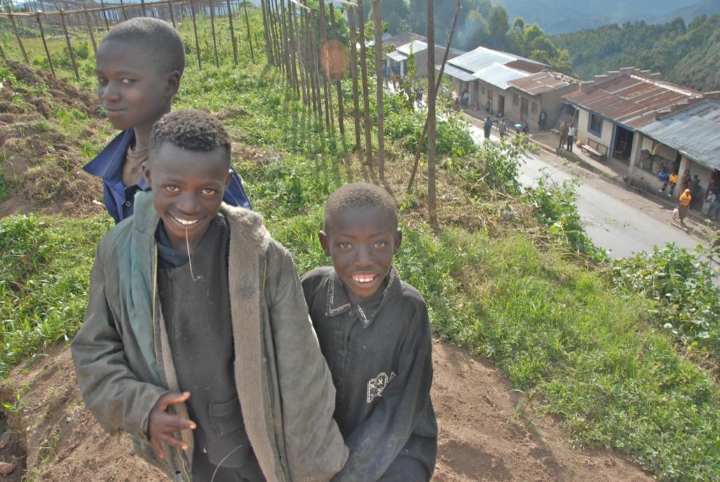 Energy in Burundi