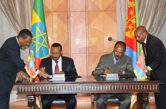 Eritrea-Ethiopia Relations