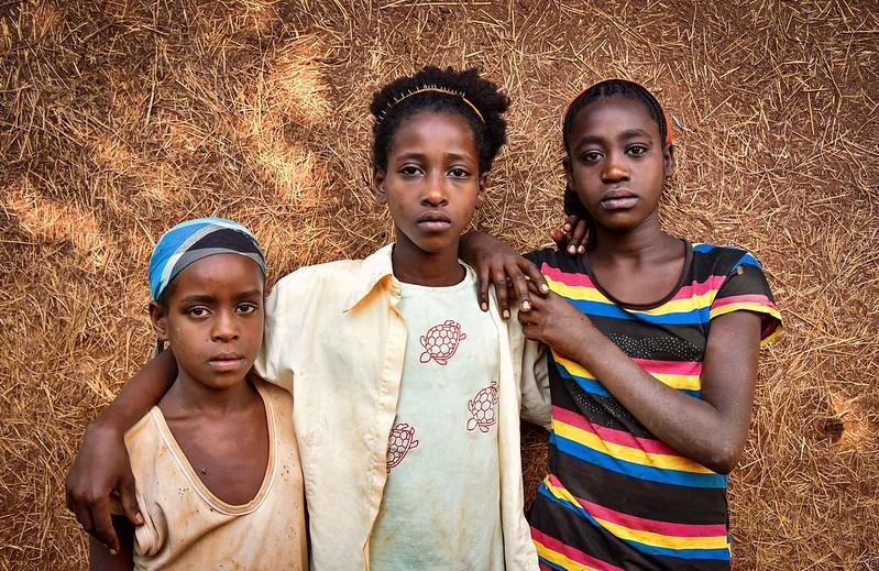 Ethiopian Civil War in Tigray Causes Famine