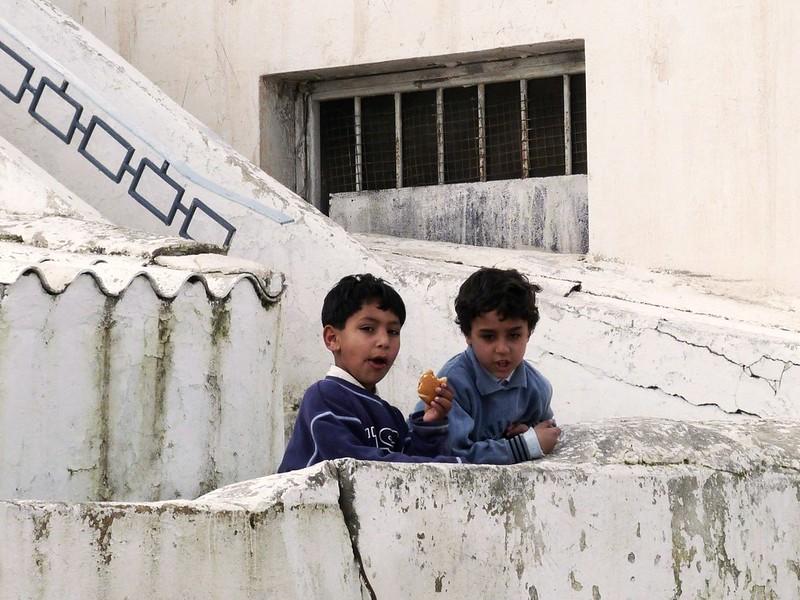 Examining Child Poverty in Tunisia