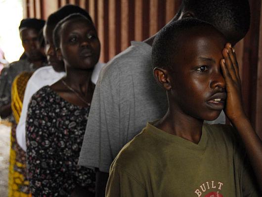 Eye Care in Rwanda