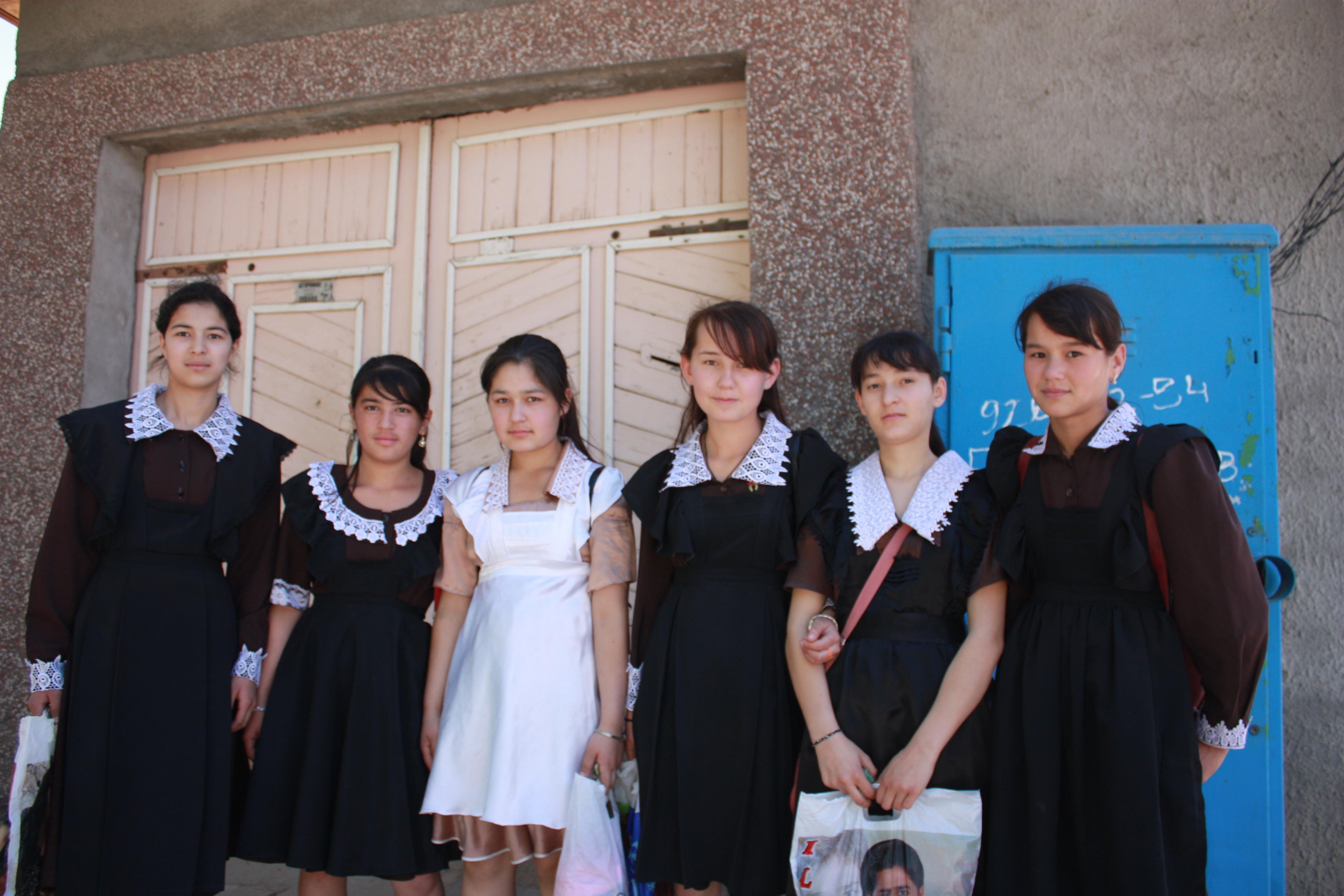 Girls uzbekistan call Top