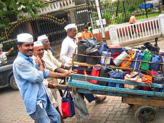 Feeding the Poor of Mumbai