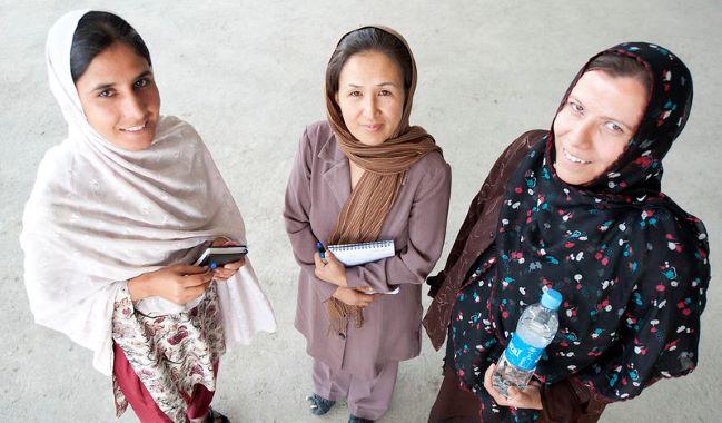 Female entrepreneurs in Afghanistan