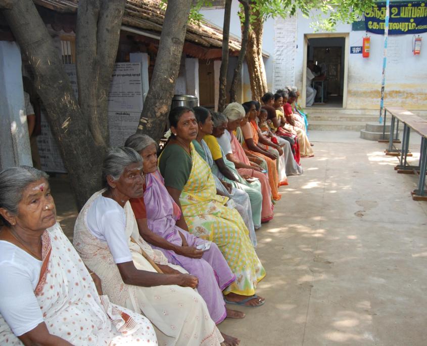 Female leaders in India