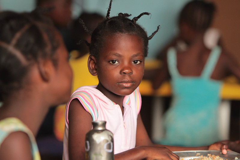 How UEFA Foundation is Fighting Child Poverty in Haiti