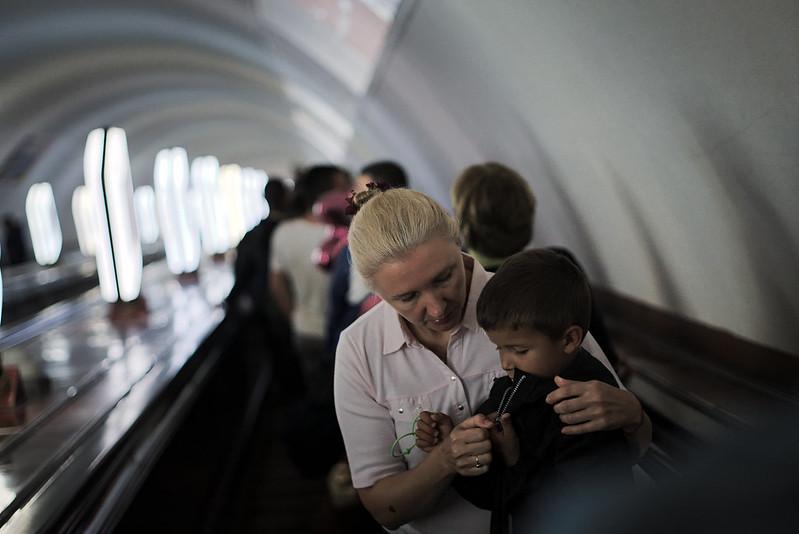 Fighting Human Trafficking in Ukraine