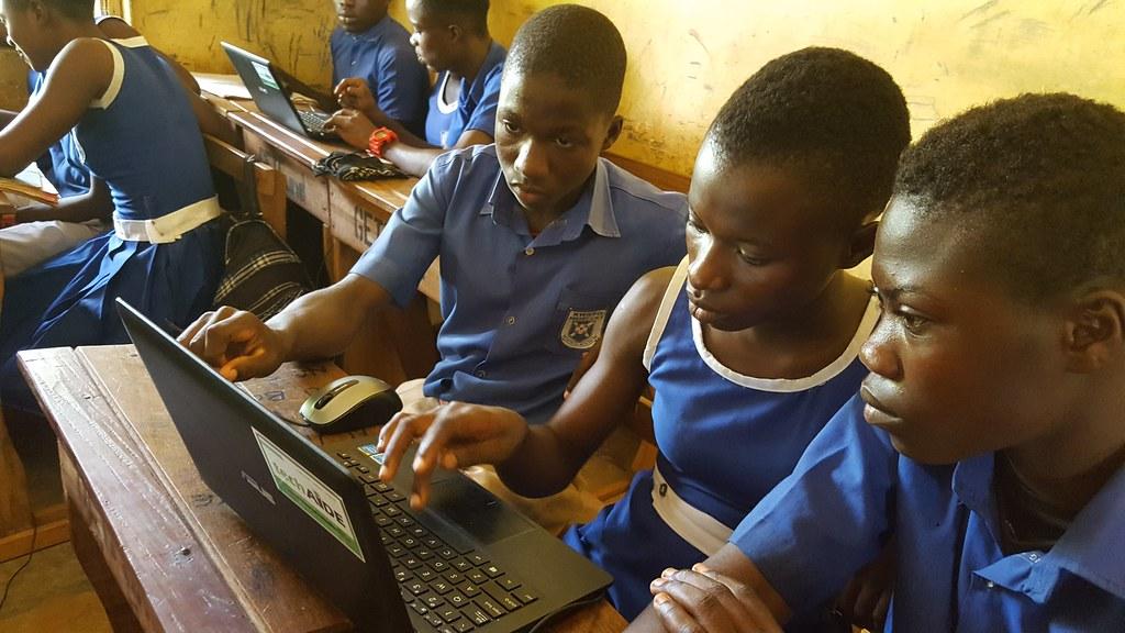 Computer Access in Ghana